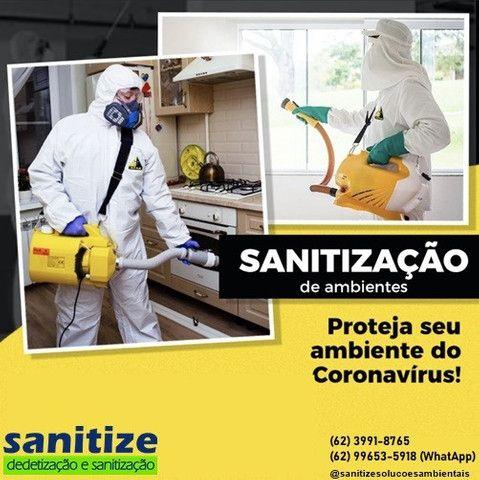 Promoção sanititzação de ambientes , mantenha seu ambiente seguro