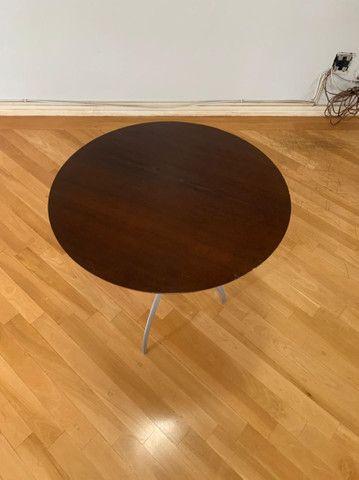 Mesa de canto redonda - Foto 2