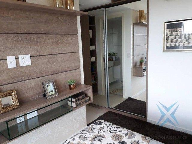Apartamento residencial à venda, Engenheiro Luciano Cavalcante, Fortaleza. - Foto 18