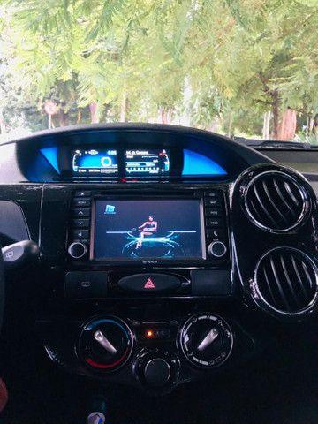 Toyota Etios Platinum automático $ 51.490,00 impecável