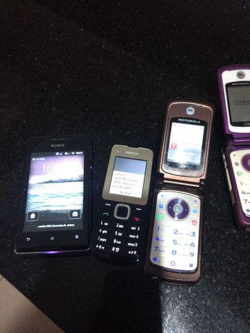 Aparelhos usados celulares - Foto 2