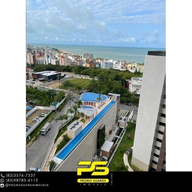 Apartamento com 3 dormitórios para alugar, 190 m² por R$ 6.200/mês - Altiplano Cabo Branco - Foto 5