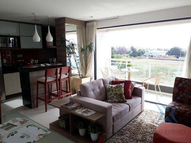 Apartamento residencial à venda, Engenheiro Luciano Cavalcante, Fortaleza. - Foto 9