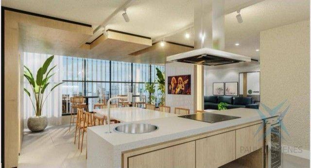 Apartamento compacto à venda, 37 m² por R$ 322.000 - Engenheiro Luciano Cavalcante - Forta - Foto 18