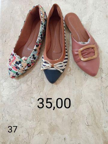 Sapatos femininos - Foto 2
