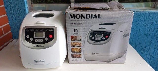 Panificadora automática 110v Mondial