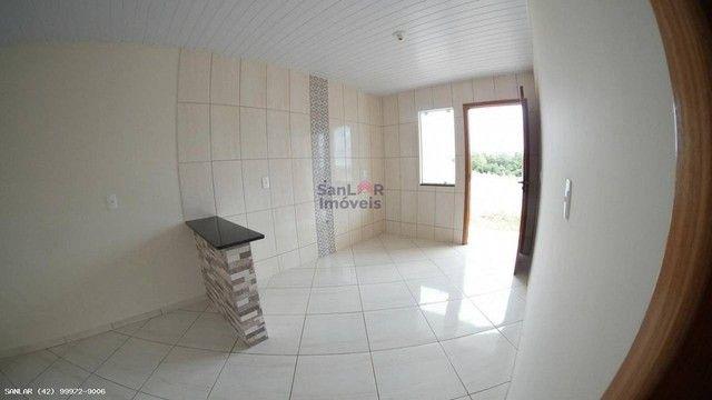 Casa para Venda em Ponta Grossa, Porto Feliz, 3 dormitórios, 1 banheiro, 2 vagas - Foto 8