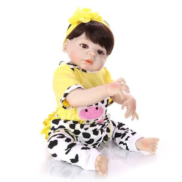 Boneca Bebê Reborn - seminova