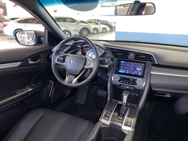 Honda CIVIC Civic Sedan EX 2.0 Flex 16V Aut.4p - Foto 8