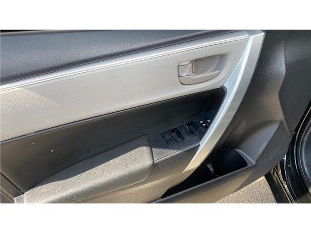 Toyota Corolla 2018 1.8 gli 16v flex 4p automático - Foto 12