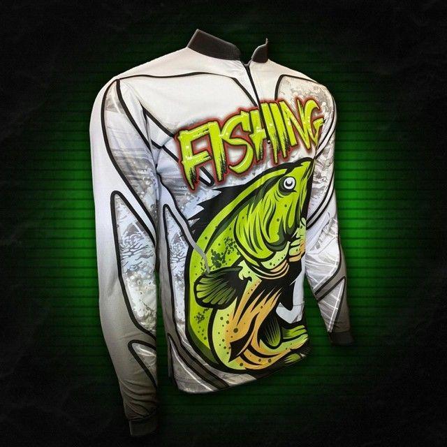 Camisetas de Pesca - Foto 5
