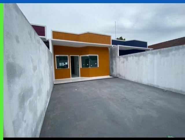 2qts_com_quintal Casa_Nova_há_4_minutos_da_av_Max_Teixeira rcebxjtpfo ozvntqpfmx - Foto 3
