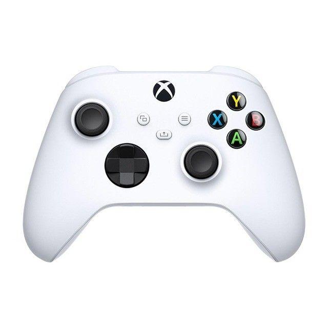 Controle Sem Fio Xbox Series Robot White, ou 12X R$ 36,89 - Foto 2