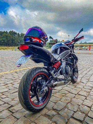 Moto Er6n 2010  - Foto 2
