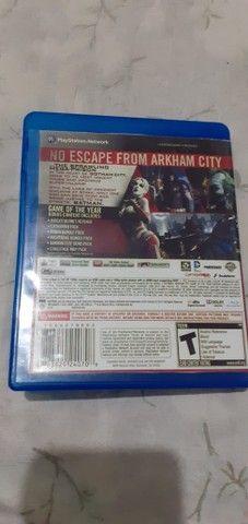 Batman Arkham City PS3 - Foto 3
