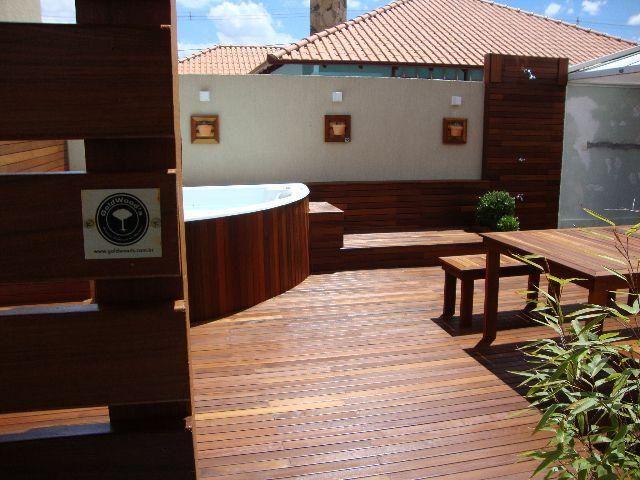 trelica jardim curitiba:Deck, Deck de Madeira, Pergolado, Jardim Vertical, Treliça de Madeira