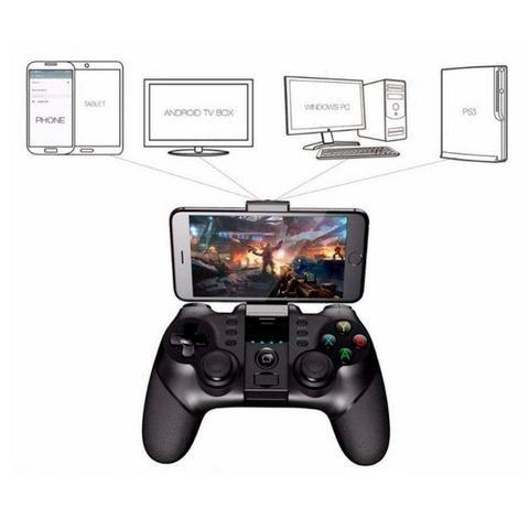 Controle Manete Joystick Bluetooth Ipega 9076 Android Ios - Foto 6