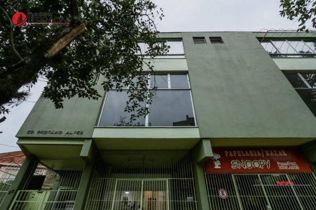Sala à venda, 33 m² por r$ 138.000 - chácara das pedras - porto alegre/rs