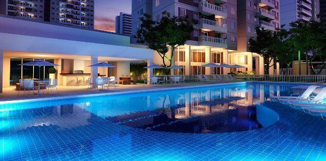 Apartamento 2 quartos no Presidente Kennedy, ao lado do shopping Rio Mar