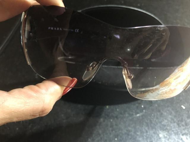 339b1864cb765 Óculos Prada Original - Bijouterias