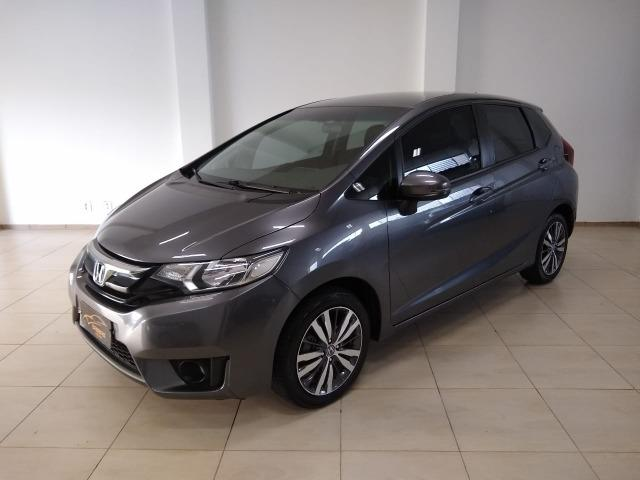 Honda Fit EXL Aut. CVT 1.5 FLEX   Único dono 38.000kms - Troca/Financia