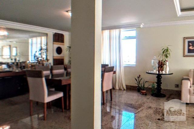 Apartamento à venda com 4 dormitórios em Grajaú, Belo horizonte cod:250070