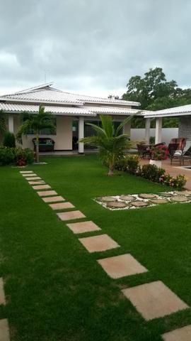 Belíssima casa em condomínio fechado barra do jacuipense $500 - Foto 9