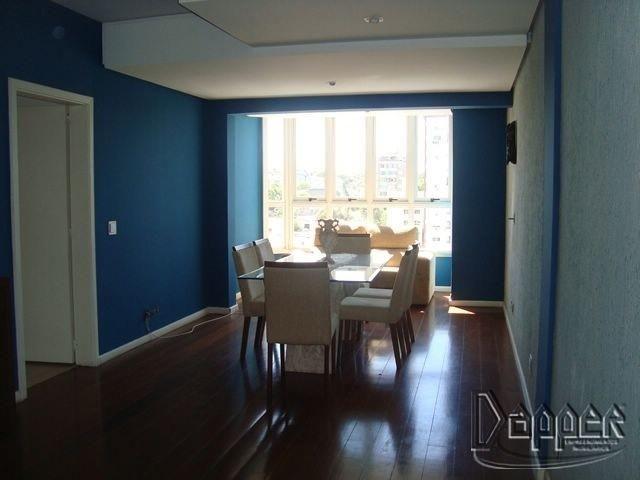 Apartamento à venda com 2 dormitórios em Pátria nova, Novo hamburgo cod:13267 - Foto 2