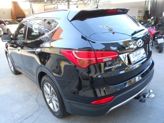Hyundai Santa Fe 3.3 4X4 V6 Automático 4Wd - Foto 4