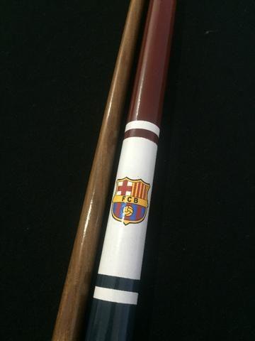 Taco de Bilhar desmontável do Barcelona