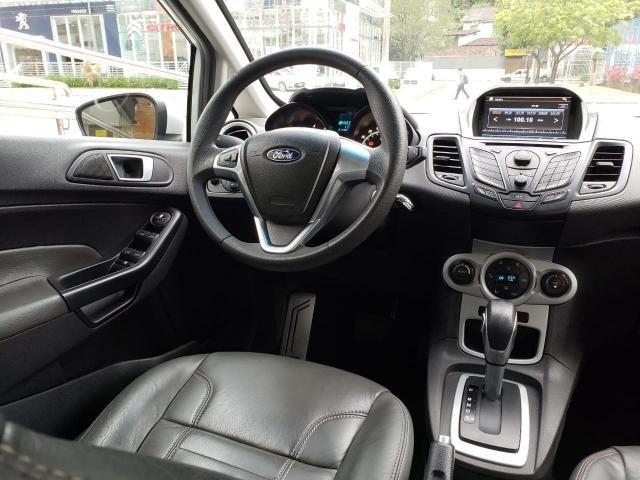 Ford fiesta 2015 1.6 se hatch 16v flex 4p powershift - Foto 7