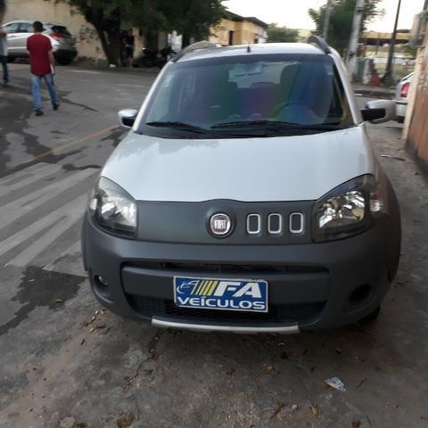 Fiat Uno Way 1.4 2014
