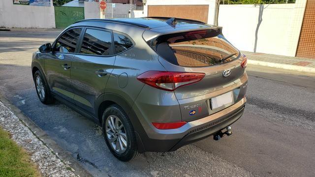 Hyundai Tucson GLS 2018 1.6 Turbo-GDI Estado de 0Km - Foto 6