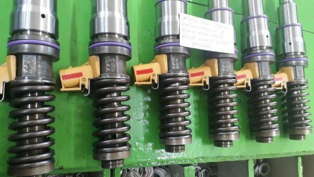 Bombas injetoras diesel, unidades eletronicas, comom rail , reeparação e conserto - Foto 8
