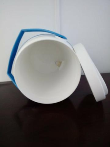 Garrafa Botijão Supercooler Azul 8 Litros Soprano - Foto 5