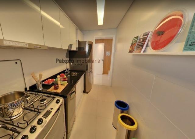 Rg Personal 2 quartos, 2 suítes e 3 quartos com lazer completo no Recreio - Foto 7