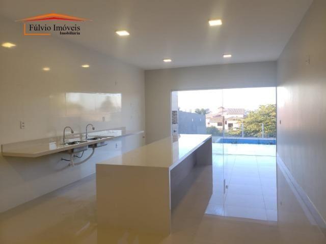 Maravilhosa casa aos pés do Park Way, 3 quartos, churrasqueira e piscina! - Foto 11