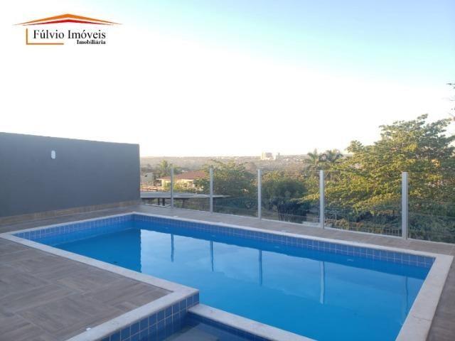 Maravilhosa casa aos pés do Park Way, 3 quartos, churrasqueira e piscina! - Foto 16