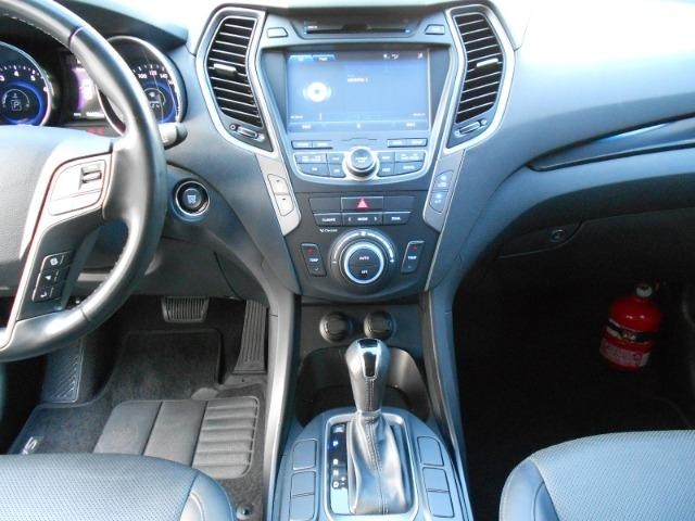 Hyundai Santa Fe 3.3 4X4 V6 Automático 4Wd - Foto 9