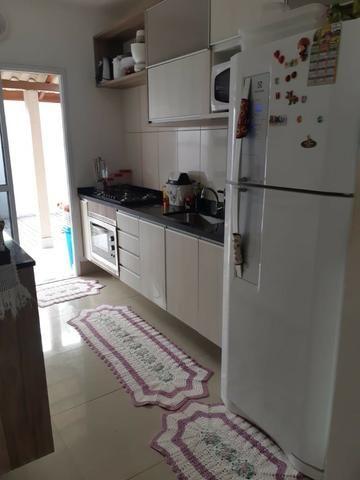 Sobrado Villagio D Italia Condomínio fechado 3 suítes 2 vagas de garagem