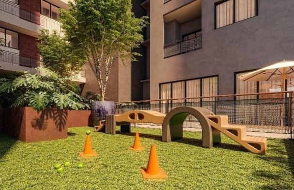 Lindo apartamento no costa e silva | 01 suíte + 01 dormitório | próximo a recreativa da em - Foto 9