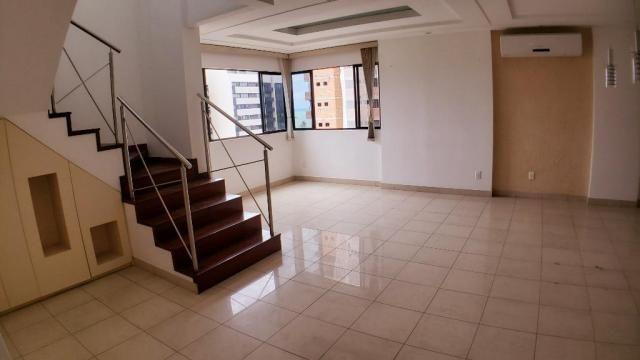 Vendo angai 212 m² cobertura duplex 1 piscina 4 suítes 2 lavabos 5 wcs dce 3 vagas r$ 980. - Foto 2