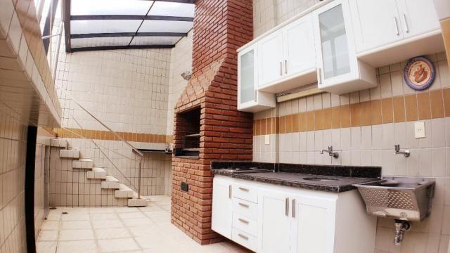Vendo angai 212 m² cobertura duplex 1 piscina 4 suítes 2 lavabos 5 wcs dce 3 vagas r$ 980. - Foto 17