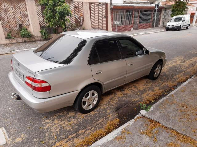 Corolla XEI 1999 completo R$ 10.500,00 - Foto 5