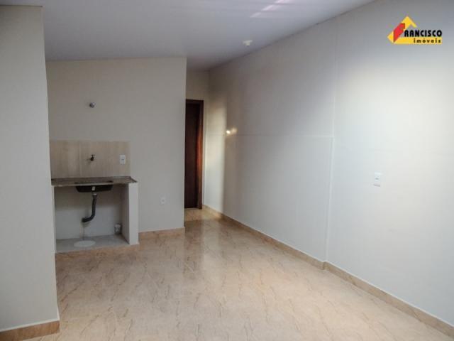 Casa residencial para aluguel, 1 quarto, porto velho - divinópolis/mg - Foto 3