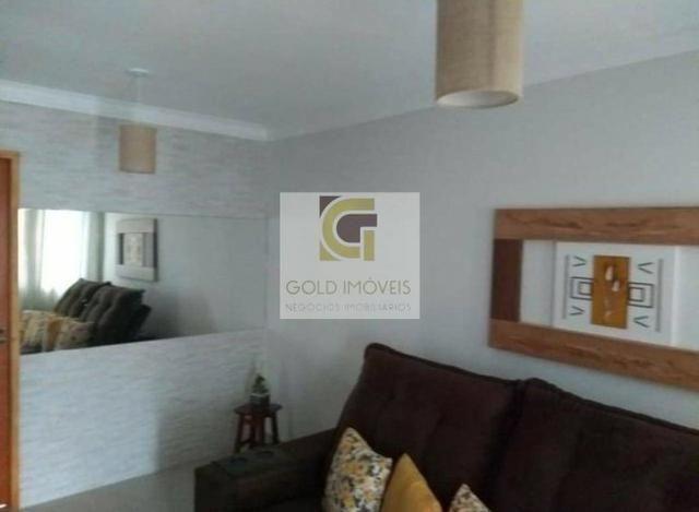 G. Casa com 2 dormitórios à venda, Residencial Santa Paula Jacareí/SP - Foto 3