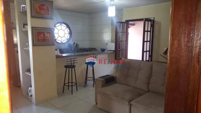 Casa com 2 dormitórios à venda, 400 m² por r$ 650.000 - setor habitacional arniqueiras - á - Foto 7
