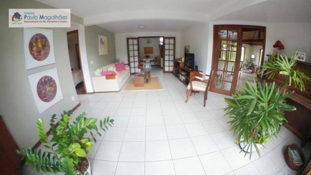 Casa com 4 dormitórios à venda, 297 m² - Patamares - Salvador/BA - Foto 3