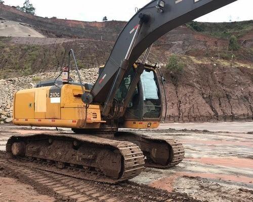 Escavadeira 210G LC John Deere - 17/18 - Foto 6