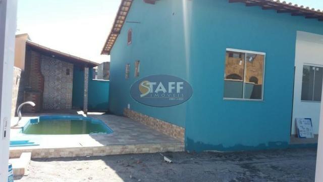 OLV-Casa com 2 dormitórios à venda, 150 m² por R$ 95.000 - Cabo Frio/RJ CA1343 - Foto 3